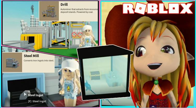 The New Roblox Survival Game Roblox Island 2 Roblox Islands Factory Gamelog September 20 2020 Free Blog Directory
