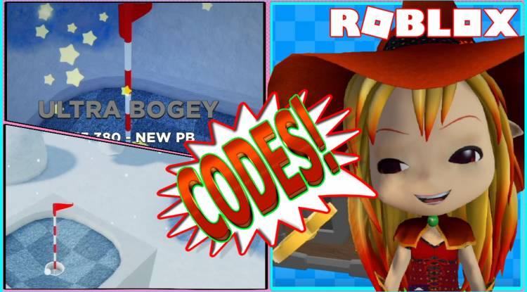 Roblox Super Golf Gamelog - September 26 2020