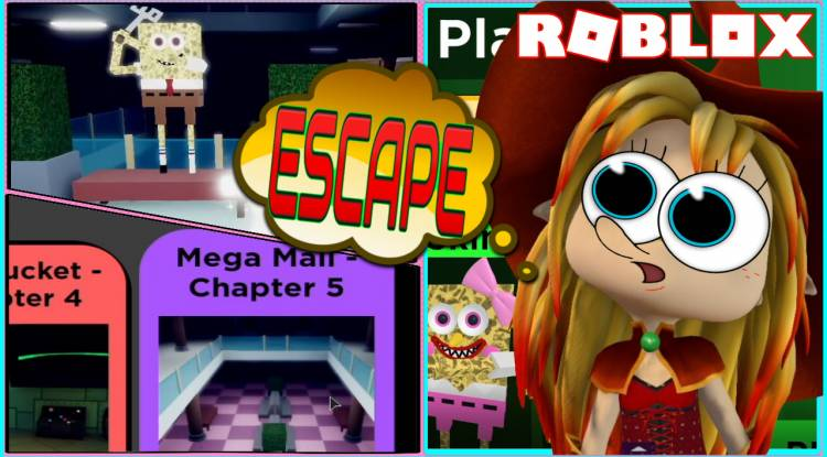 Roblox Sponge Gamelog - September 30 2020