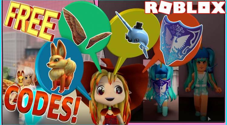 Roblox PROMO CODES Gamelog - October 23 2020