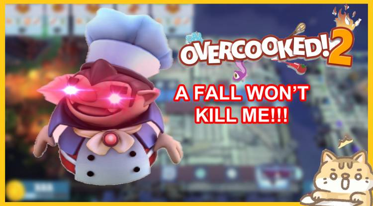 Cooking Gameplay: Overcooked 2 Funny Montage Part 3