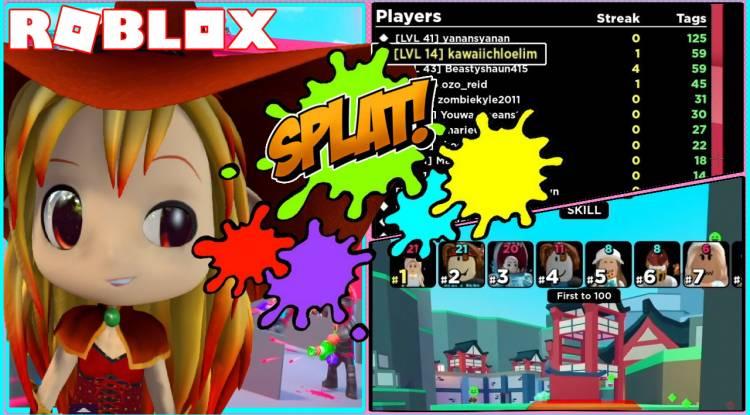 Roblox Big Paintball Gamelog - January 21 2021