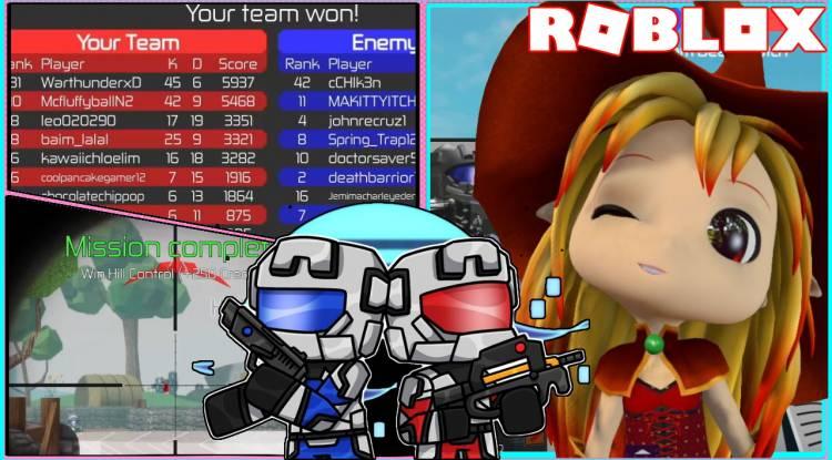Roblox Energy Assault Gamelog - February 02 2021