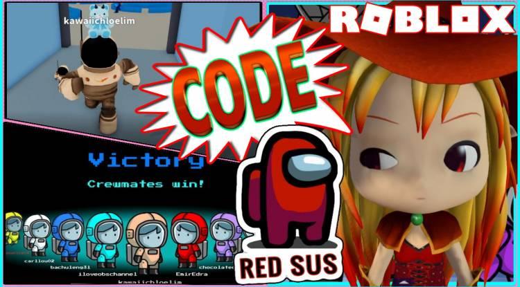 Roblox Amongst Us Gamelog - April 09 2021