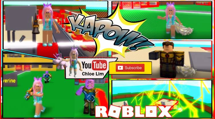 Roblox 2 Player Superhero Tycoon Gamelog - July 19 2018