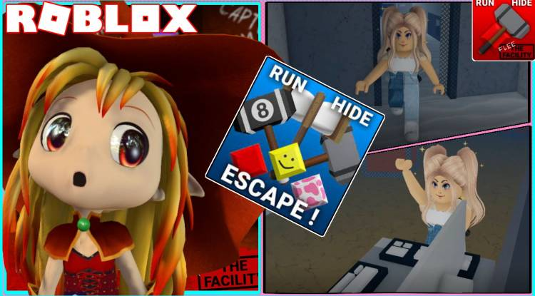 Roblox Flee the Facility Gamelog - April 28 2021