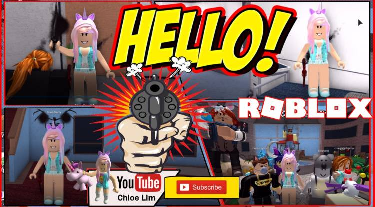 Roblox Murder Mystery 2 Gamelog - July 21 2018