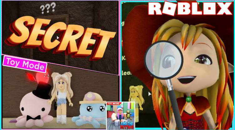Roblox Find The Button V2 Gamelog - June 17 2021