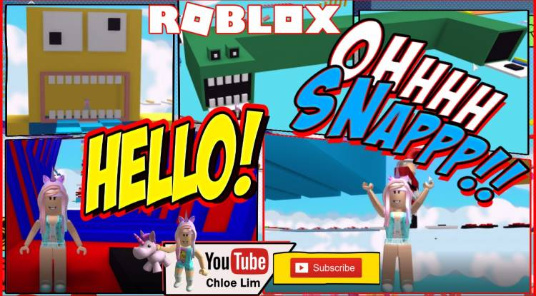 Roblox Mega Fun Obby Gamelog - August 6 2018