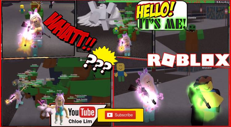 Roblox Zombie Attack Gamelog - August 23 2018