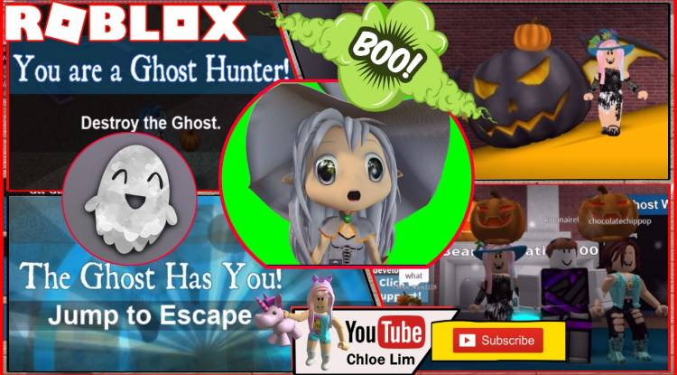Roblox Haunted Hunters Gamelog - October 7 2018