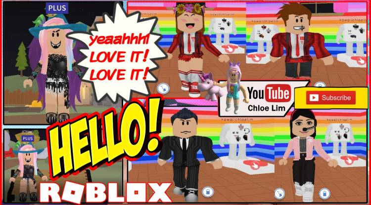Roblox MeepCity Gamelog - October 16 2018