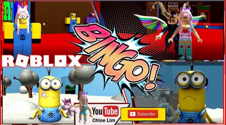 Roblox Minion Freeze Tag Classic Gamelog - November 6 2018
