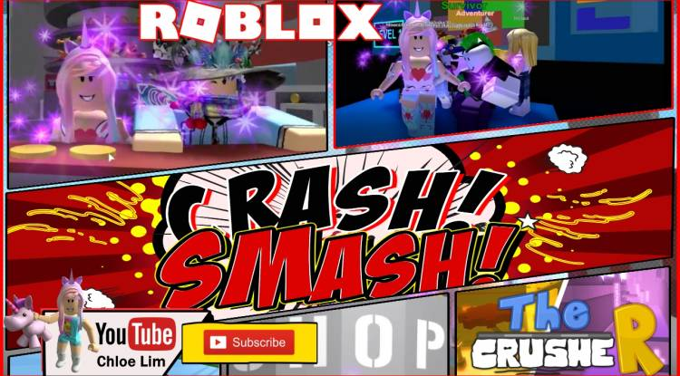 Roblox The CrusheR Gamelog - November 22 2018