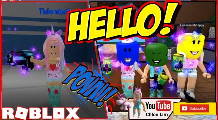 Roblox Epic Minigames Gamelog - November 24 2018