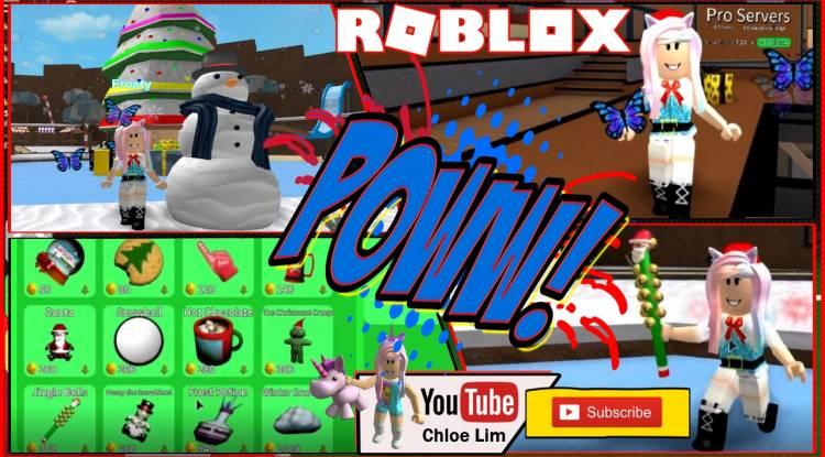 Roblox Epic Minigames Gamelog - December 10 2018