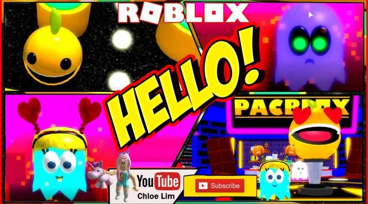 Roblox Pac-Blox Gamelog - February 6 2019