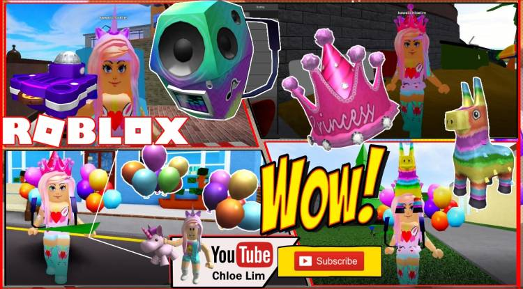 Roblox Pizza Party Event - 2019 Gamelog - March 21 2019