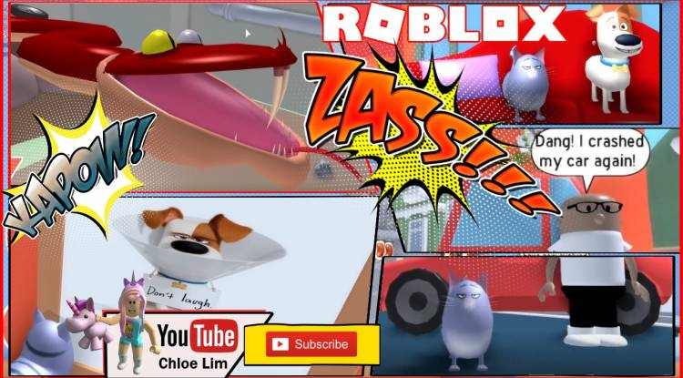 Roblox The Secret Life of Pets Obby Gamelog - March 27 2019