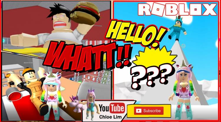 Roblox Obby Gamelog - May 24 2019