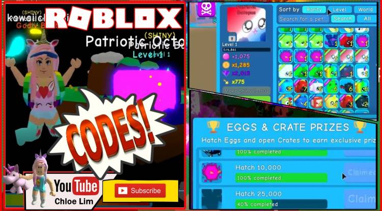 Roblox Bubble Gum Simulator Gamelog - July 08 2019