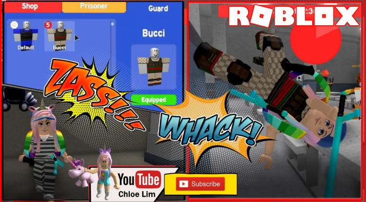 Roblox Prison Tag Gamelog - July 12 2019