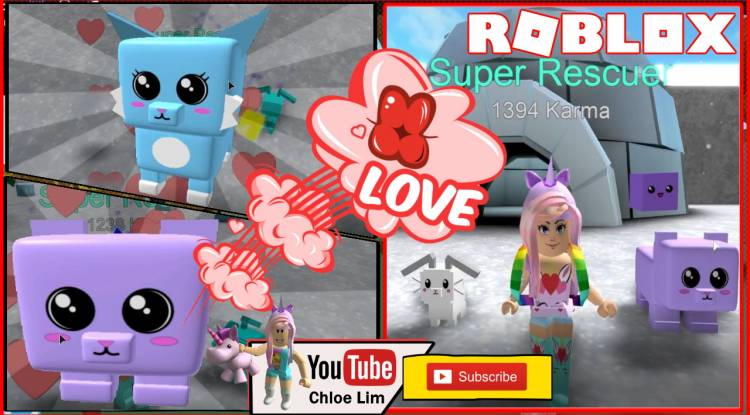 Roblox Animal Rescue Gamelog - August 28 2019