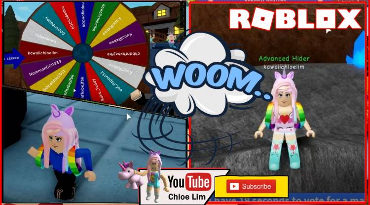 Roblox Hide and Seek ROBLOX Gamelog - September 02 2019