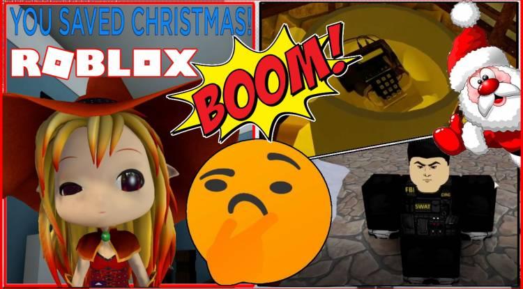 Roblox Santas Workshop Gamelog - December 29 2019