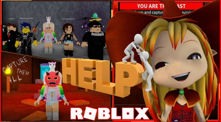 Roblox Flee the Facility Gamelog - February 08 2020