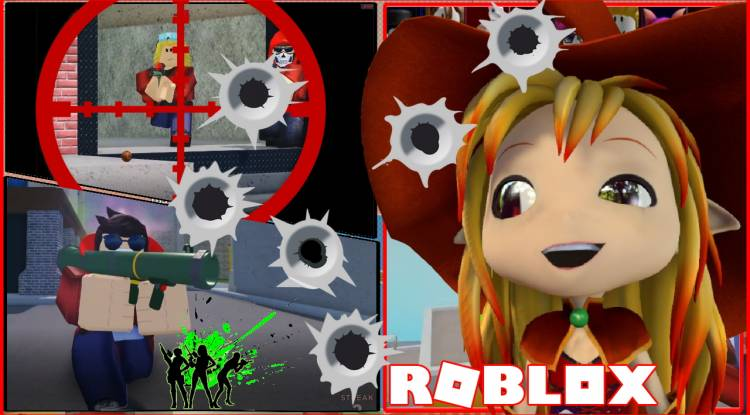 Roblox Arsenal Gamelog - February 16 2020
