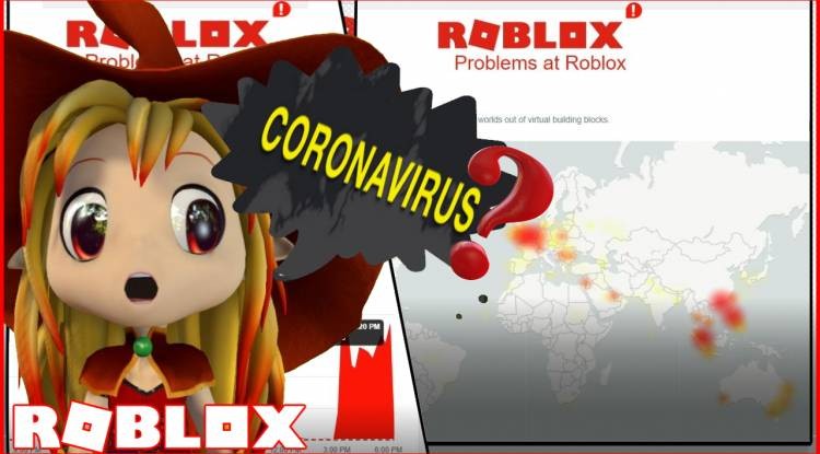 Roblox is DOWN not because of Coronavirus! - February 22 2020