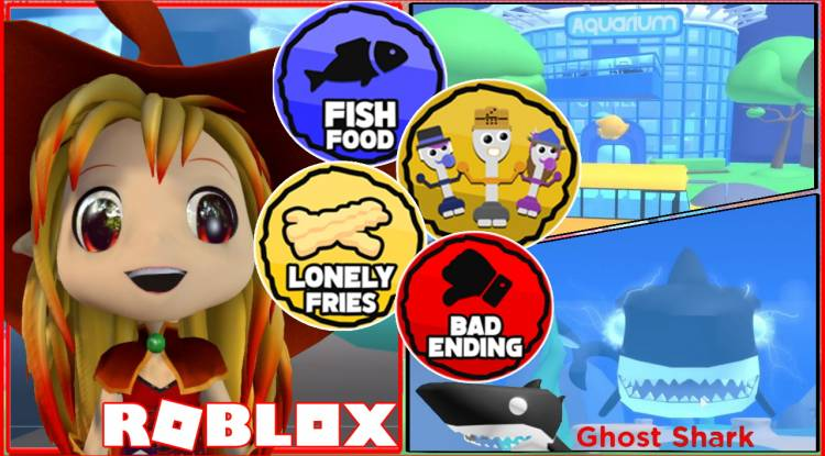 Roblox Aquarium Story Gamelog - February 25 2020