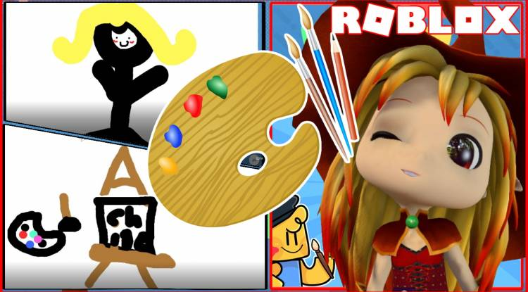 Roblox Draw It Gamelog - March 09 2020