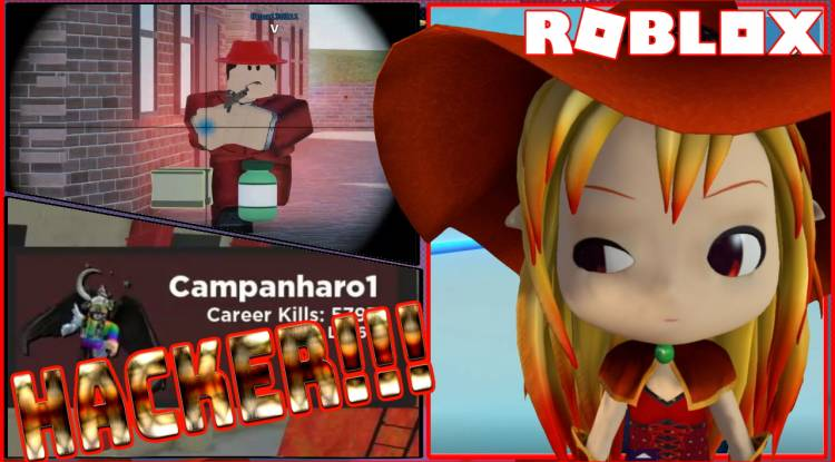 Roblox Arsenal Gamelog - March 17 2020