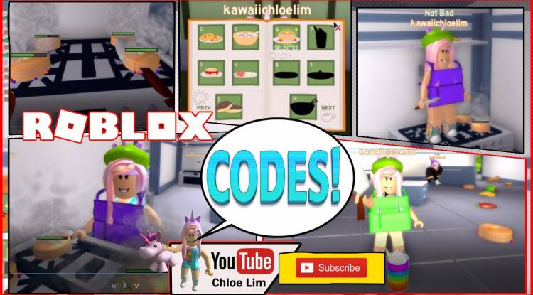 Roblox Cooking Simulator Gamelog - June 8 2018
