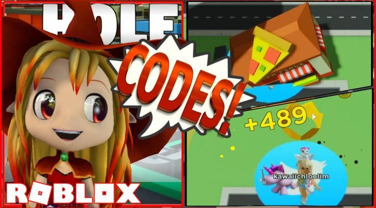 Roblox Hole Simulator Gamelog - March 19 2020