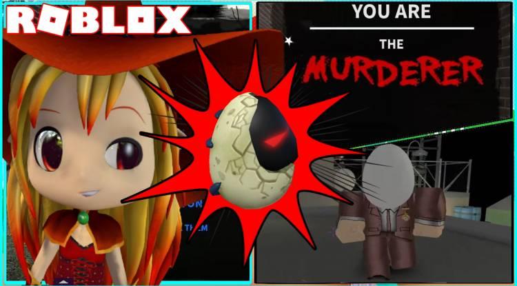 Roblox Murder Gamelog - April 10 2020