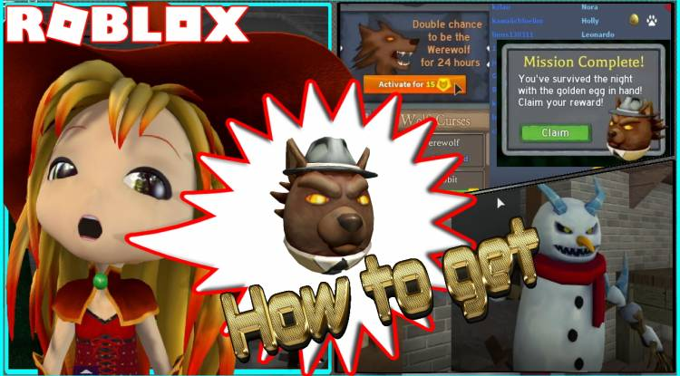 Roblox A Wolf Or Other Gamelog - April 18 2020