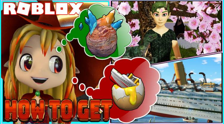 Roblox Shard Seekers and Roblox Britannic Gamelog - April 22 2020