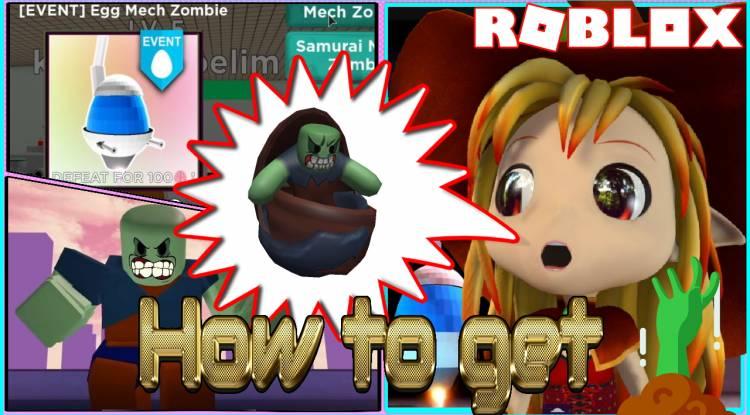 Roblox Zombie Strike Gamelog - April 23 2020