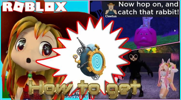 Roblox Time Travel Eggventures Gamelog - April 29 2020