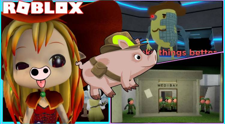 Roblox Piggy Gamelog - May 04 2020