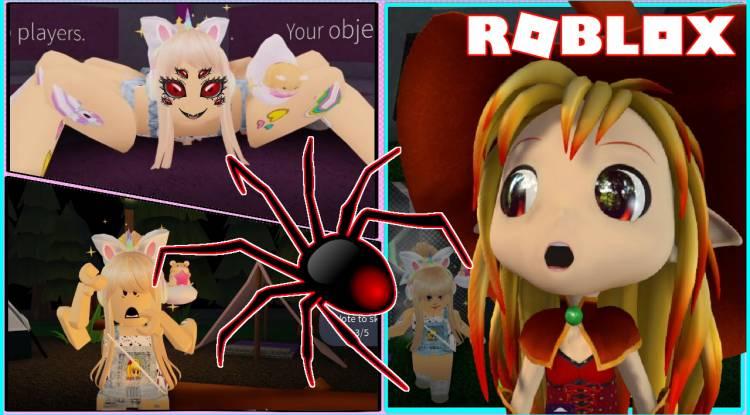Roblox Spider Gamelog - June 12 2020