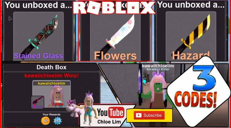 Roblox Murder Simulator Gamelog - June 20 2018