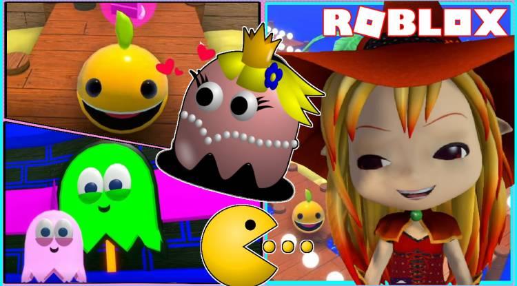 Roblox Pac-Blox Gamelog - July 04 2020