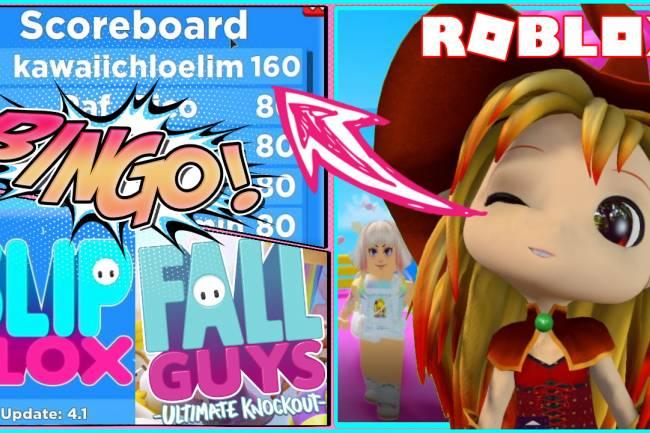 Roblox Slipblox Gamelog - August 29 2020