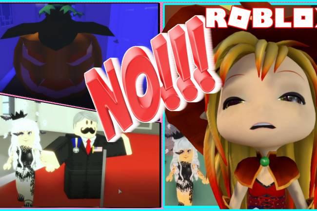 Roblox Halloween Story Gamelog - October 17 2020