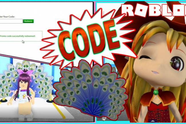 Roblox Promo Codes Gamelog - November 03 2020