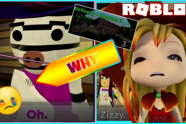 Roblox Piggy Gamelog - November 06 2020